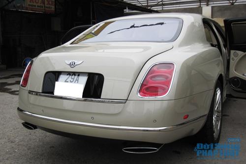 """""""Quý tộc Anh"""" Bentley Mulsanne tại Hà Nội - Ảnh 3"""