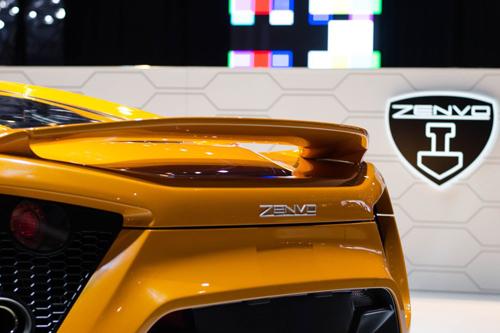 Zenvo ST1 - Cổ tích thời hiện đại trên quê hương Andersen - Ảnh 5