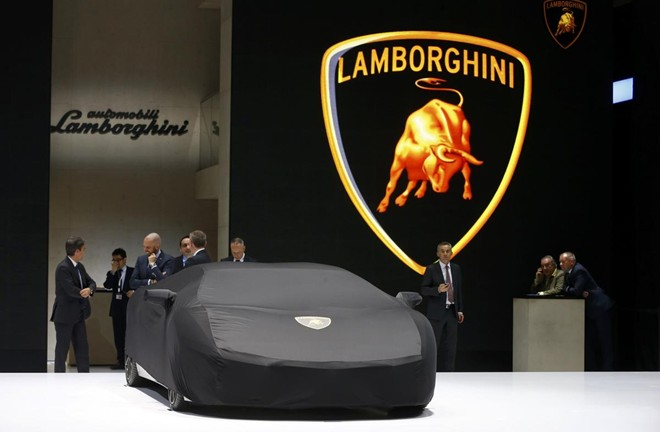 Lamborghini mở showroom đầu tiên tại Hà Nội - Ảnh 1
