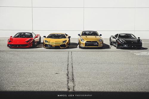 Diện kiến bộ đôi siêu xe Lamborghini Aventador đẹp nhất thế giới - Ảnh 4