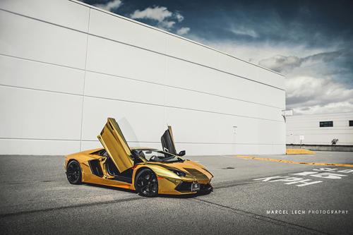 Diện kiến bộ đôi siêu xe Lamborghini Aventador đẹp nhất thế giới - Ảnh 6