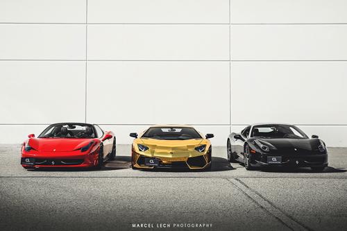 Diện kiến bộ đôi siêu xe Lamborghini Aventador đẹp nhất thế giới - Ảnh 8