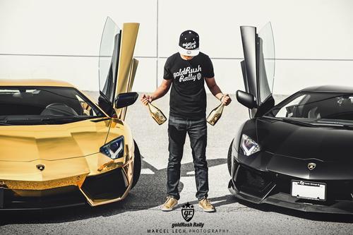 Diện kiến bộ đôi siêu xe Lamborghini Aventador đẹp nhất thế giới - Ảnh 9