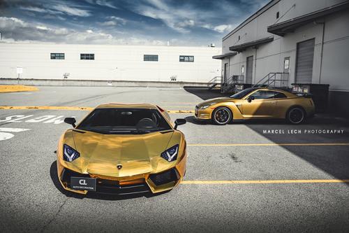 Diện kiến bộ đôi siêu xe Lamborghini Aventador đẹp nhất thế giới - Ảnh 10
