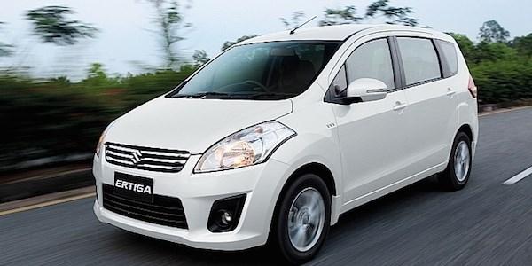 Suzuki Ertiga sắp về Việt Nam có gì? - Ảnh 1