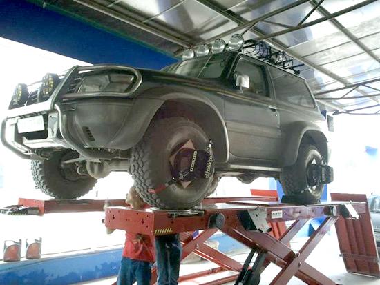 Xe mất lái gây tai nạn và biện pháp phòng tránh về mặt kỹ thuật - Ảnh 3