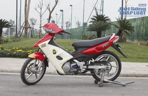 Huyền thoại Suzuki FX 125: Gia tài một thuở - Ảnh 1