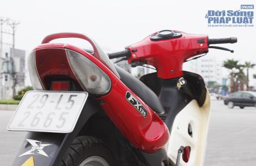 Huyền thoại Suzuki FX 125: Gia tài một thuở - Ảnh 14
