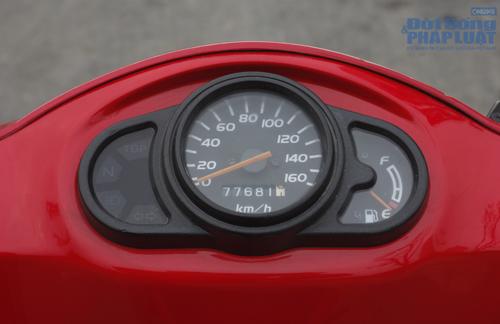 Huyền thoại Suzuki FX 125: Gia tài một thuở - Ảnh 16