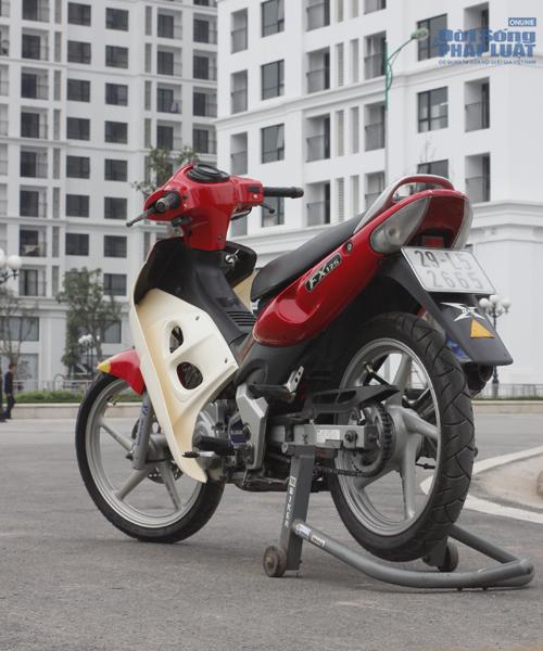 Huyền thoại Suzuki FX 125: Gia tài một thuở - Ảnh 17