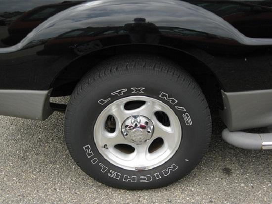 Những thông tin cơ bản về lốp xe SUV và Pickup? - Ảnh 1