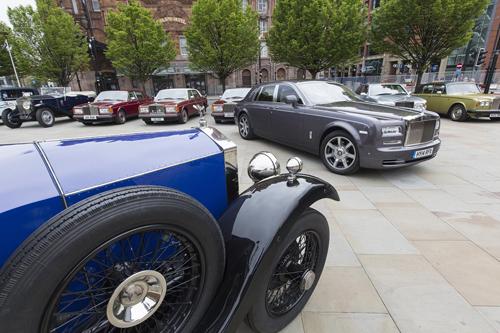 Hãng xe Rolls-Royce bước sang tuổi thứ 110 - Ảnh 1
