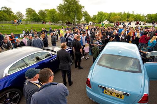 Hãng xe Rolls-Royce bước sang tuổi thứ 110 - Ảnh 6