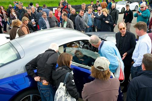 Hãng xe Rolls-Royce bước sang tuổi thứ 110 - Ảnh 7