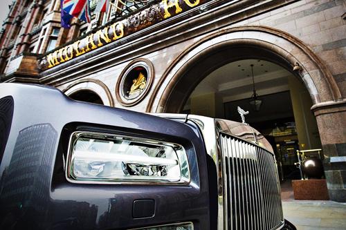 Hãng xe Rolls-Royce bước sang tuổi thứ 110 - Ảnh 9