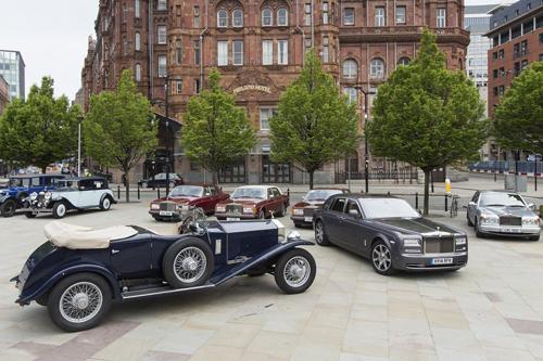 Hãng xe Rolls-Royce bước sang tuổi thứ 110 - Ảnh 2