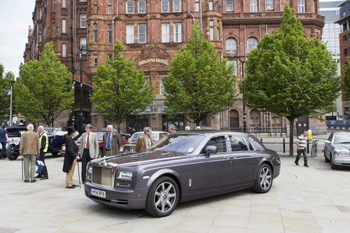 Hãng xe Rolls-Royce bước sang tuổi thứ 110 - Ảnh 3