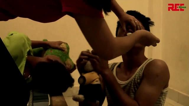 """Dân mạng thích thú với phim ngắn """"Nhà trẻ kinh dị"""" - Ảnh 2"""