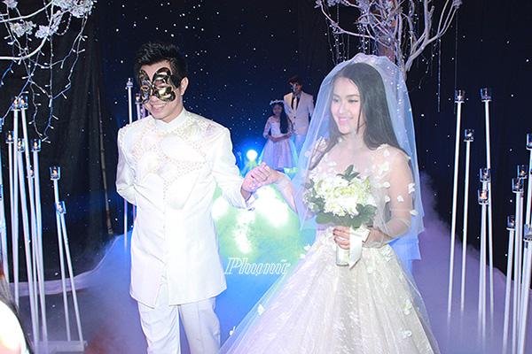 Đám cưới tập thể của 7 cặp nghệ sĩ - Ảnh 5