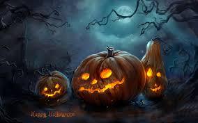 Halloween với những trái bí ngô kỳ bí, huyền ảo - Ảnh 3