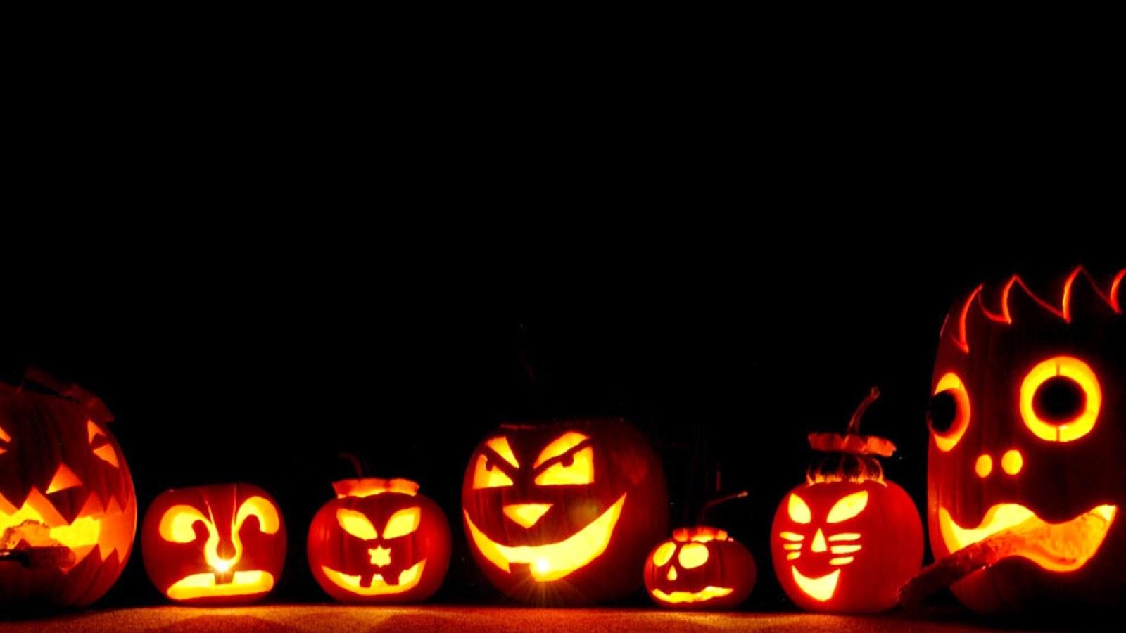 Halloween với những trái bí ngô kỳ bí, huyền ảo - Ảnh 5
