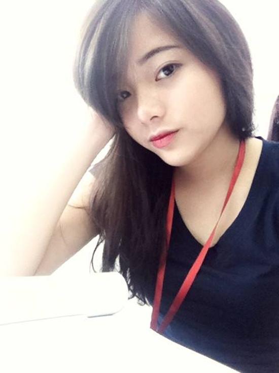 Vẻ đẹp vạn người mê của nữ sinh 9X bị chụp lén  - Ảnh 8