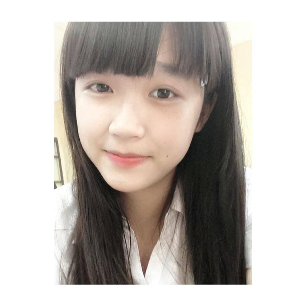 Nữ sinh 9X sở hữu gương mặt mộc hút 10 ngàn like - Ảnh 6