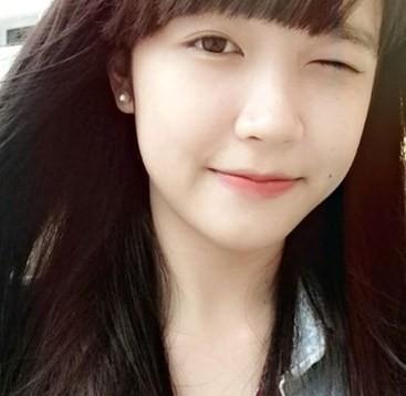Nữ sinh 9X sở hữu gương mặt mộc hút 10 ngàn like - Ảnh 1
