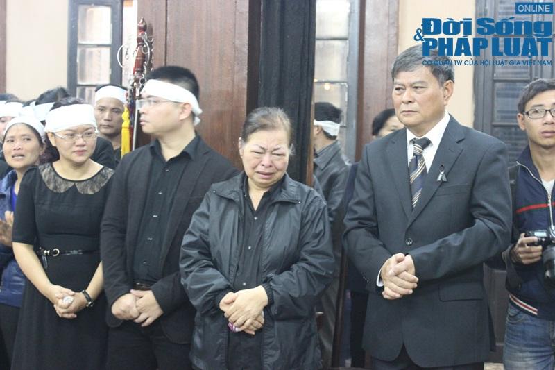 Nước mắt nghẹn đắng trong lễ tang 3 mẹ con người Việt tử nạn MH17 - Ảnh 5