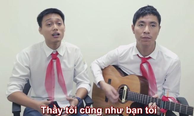 """Ngày 20/11: Hài hước với ca khúc """"Bụi phấn"""" phiên bản 2014 - Ảnh 5"""