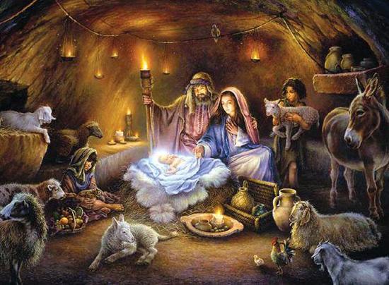 Nguồn gốc và ý nghĩa ngày lễ Giáng sinh - Ảnh 1