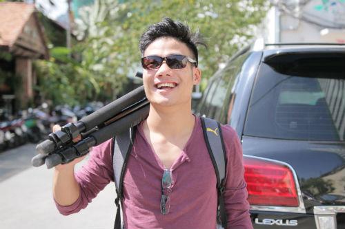 """Huy JOo: """"Tôi yêu những ca khúc của Sơn Tùng M-TP"""" - Ảnh 3"""