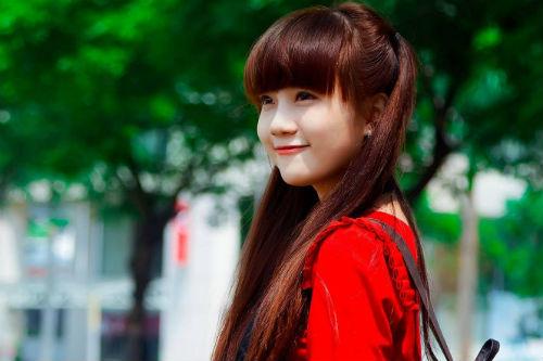 Ngẩn ngơ với nhan sắc nữ sinh 9X Kiên Giang - Ảnh 3