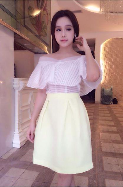 """Cựu hot girl Huyền Baby tung ảnh xinh như """"thiên thần""""  - Ảnh 5"""