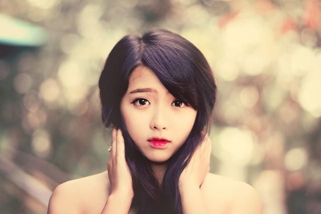 """Bộ ảnh """"Valentine cô đơn"""" của hotgirl Nha Trang gây sốt - Ảnh 7"""