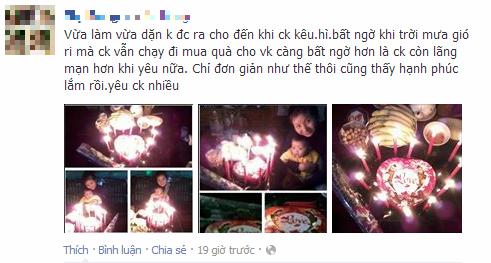 Các facebooker đồng loạt khoe quà Valentine - Ảnh 2