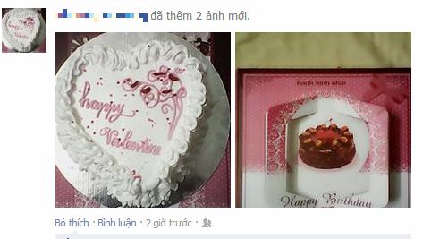 Các facebooker đồng loạt khoe quà Valentine - Ảnh 4