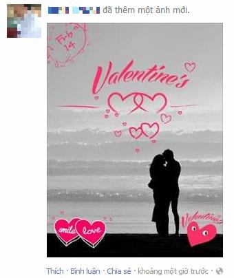 Các facebooker đồng loạt khoe quà Valentine - Ảnh 8
