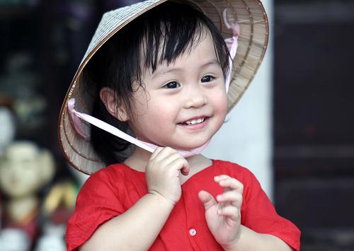 Ngày Quốc tế Hạnh phúc: Ngắm những nụ cười yêu đời - Ảnh 7