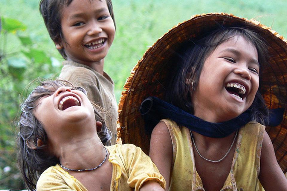 Ngày Quốc tế Hạnh phúc: Ngắm những nụ cười yêu đời - Ảnh 3