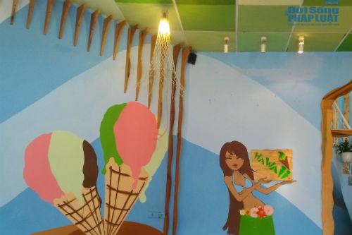 Khám phá kem Hawaii giữa lòng Hà Nội - Ảnh 2
