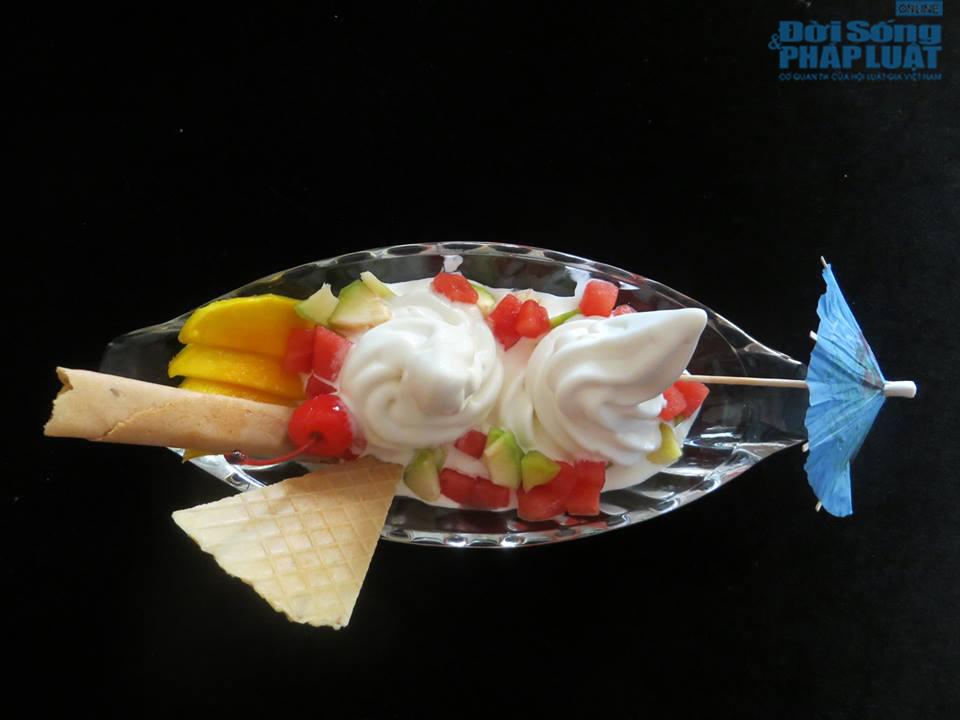 Khám phá kem Hawaii giữa lòng Hà Nội - Ảnh 13