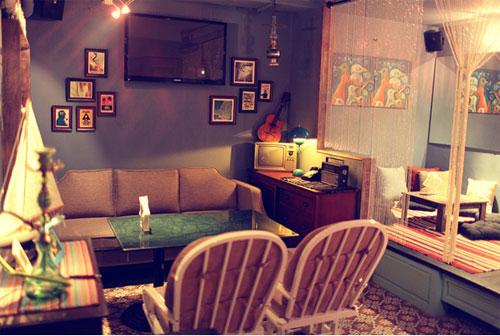Trải nghiệm thú vị với những quán cafe cổ điển tại Hà Nội - Ảnh 1