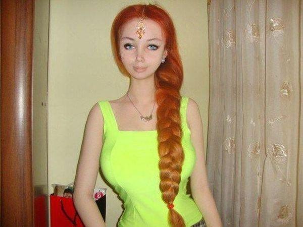 Cô nàng 9X phẫu thuật cơ thể để trở thành búp bê Barbie sống - Ảnh 10
