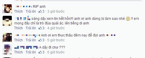 Dòng Status cuối cùng trên facebook của Toàn Shinoda - Ảnh 2