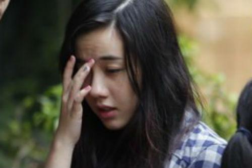 Hot girl Mie, JVevermind khóc nức nở khi đến nhà Toàn Shinoda - Ảnh 5