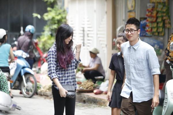 Hot girl Mie, JVevermind khóc nức nở khi đến nhà Toàn Shinoda - Ảnh 1