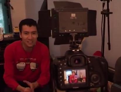 Xúc động clip: Hậu trường làm Vlog duy nhất của Toàn Shinoda - Ảnh 1