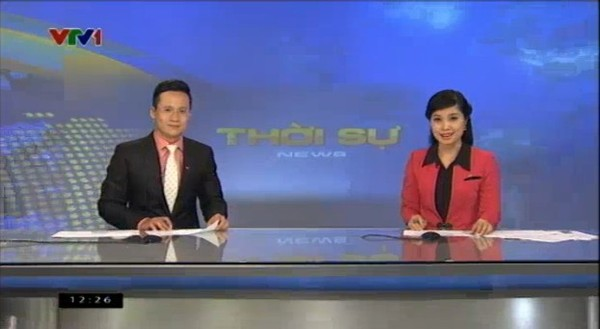 Clip: Xuất hiện nữ BTV giọng Huế dẫn thời sự VTV  - Ảnh 1