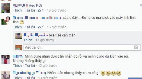 Cảnh giác với chiêu lừa mới trên facebook - Ảnh 2